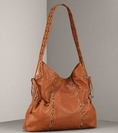 NISHA TOFFEE BROWN HOBO